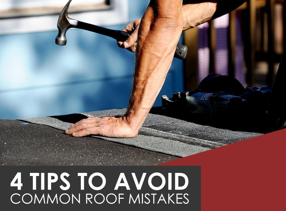 Avoid Common Roof Mistakes