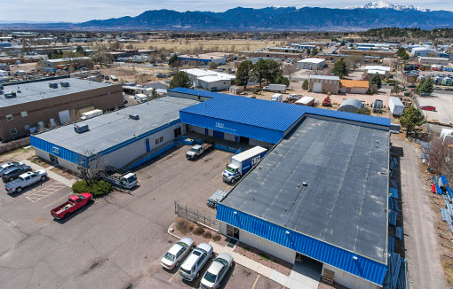 Commercial Roofing in Denver
